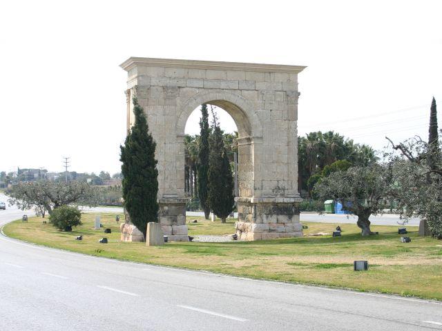 Arc de triomphe de Berá