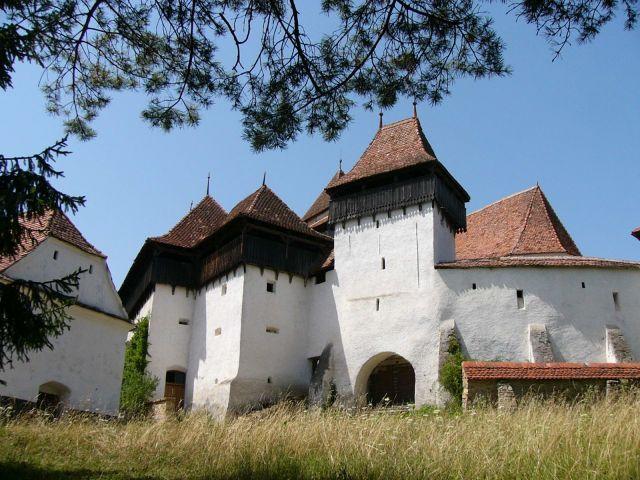 Église fortifiée de Viscri