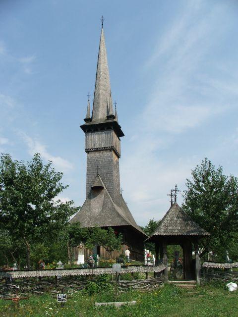 Églises en bois de Maramures