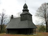 Wooden church in Ruská Bystrá