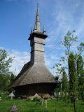 Wooden church of Rogoz