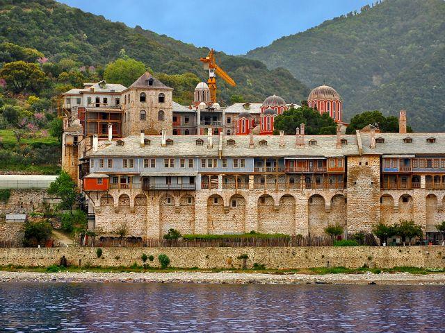 Monastère de Xénofon