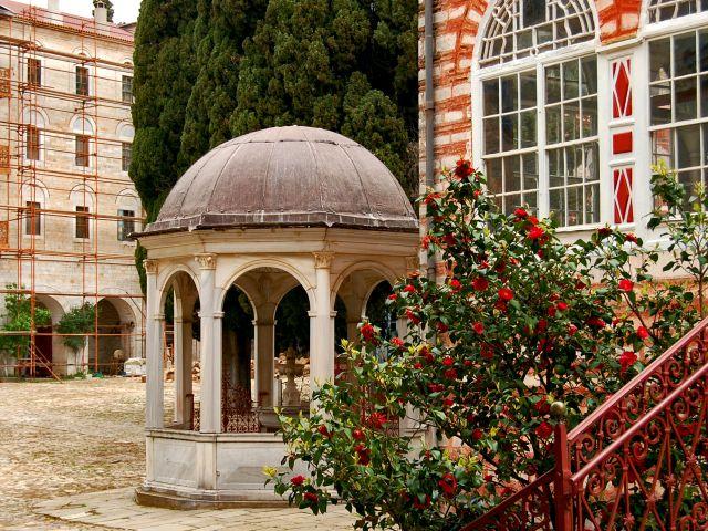 Monastère de Zographou