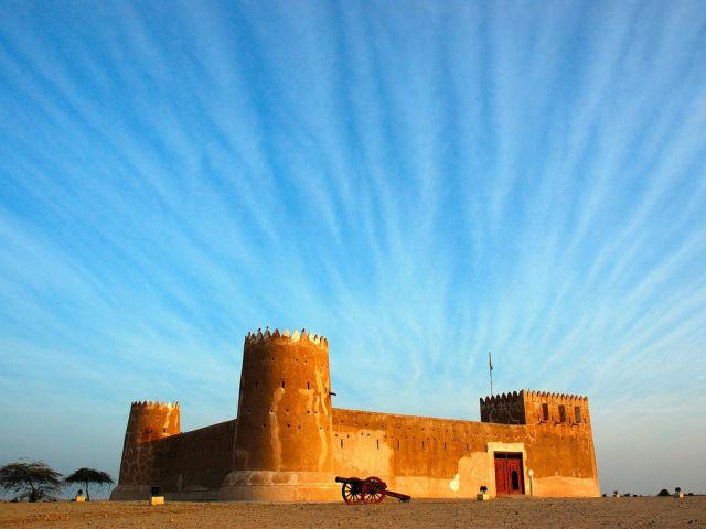 Site archéologique d'Al Zubarah