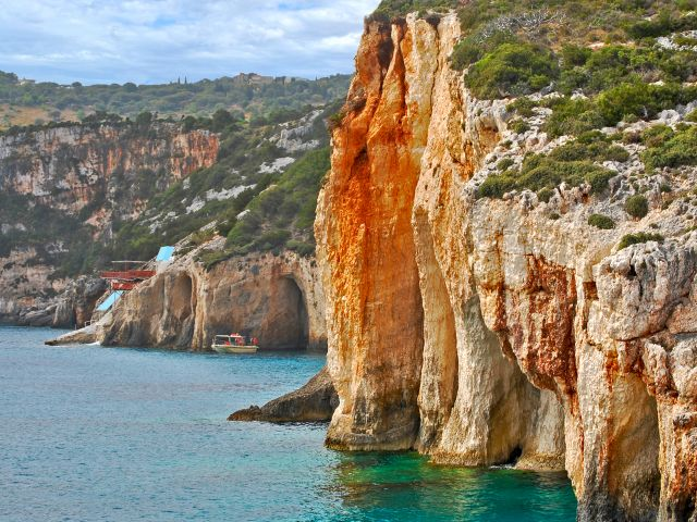 Grottes Bleues