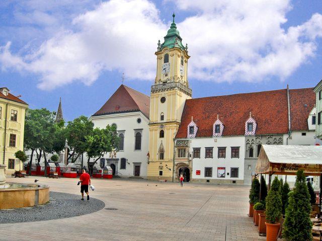 Hôtel de ville de Bratislava