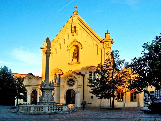 Église et monastère des Capucins