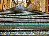 Ceramics stairway in Caltagirone
