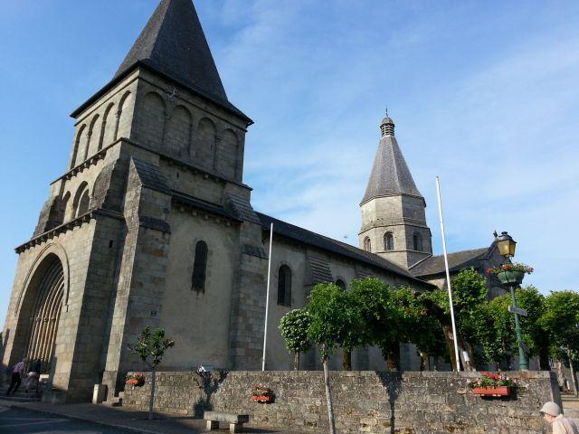 Bénévent-l'Abbaye