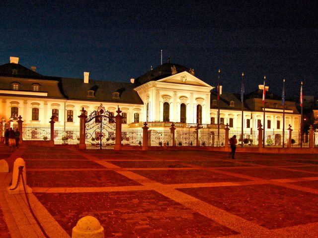 Palais Grassalkovitch