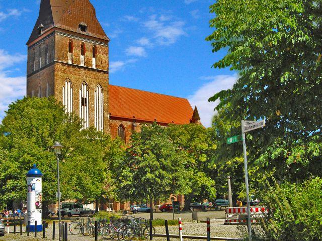 Église Saint-Pierre de Rostock