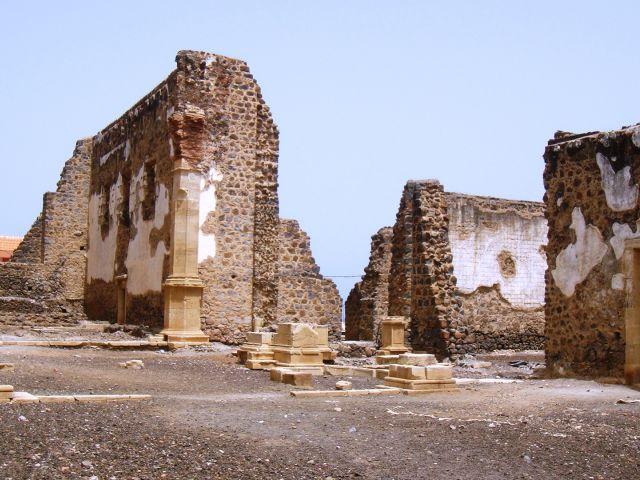 Ruines de la Cathédrale
