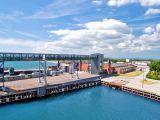Sea port of Gedser