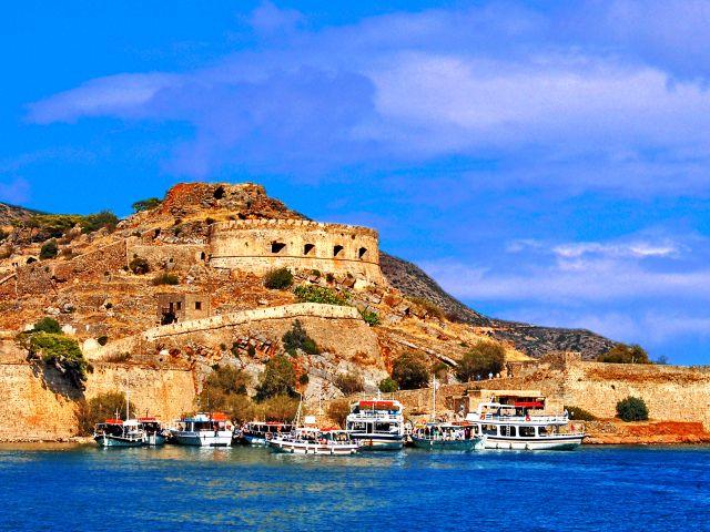 Fort de l'île de Kalidonia