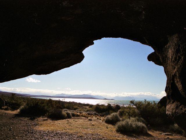 Vue depuis la grotte de Walichu