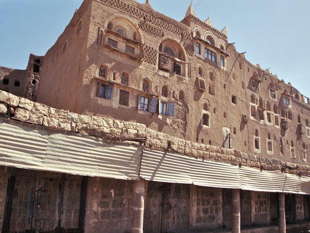 Cité médiévale d'Amran
