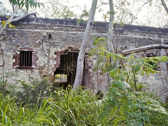 Jail from New Caledonia