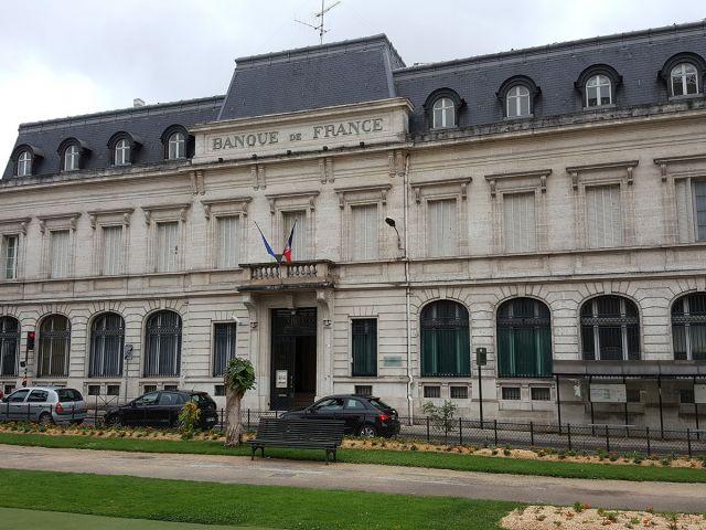 Banque de France à Angoulême