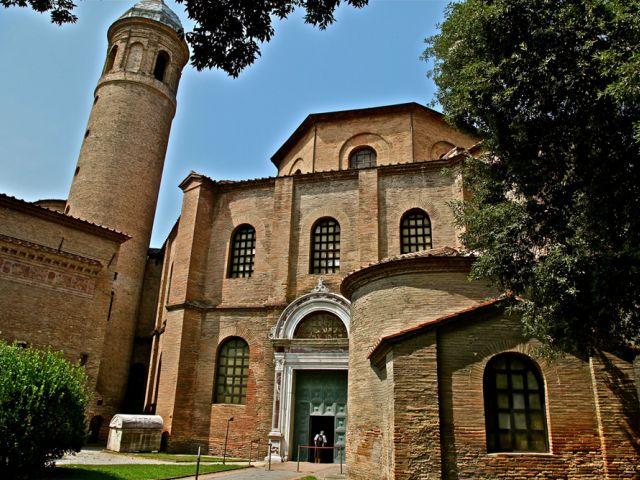 Basilique San Vitale de Ravenne