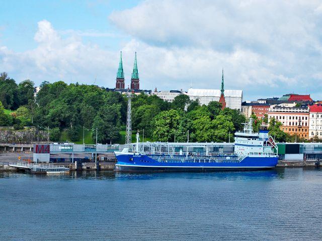 Panorama d'Helsinki