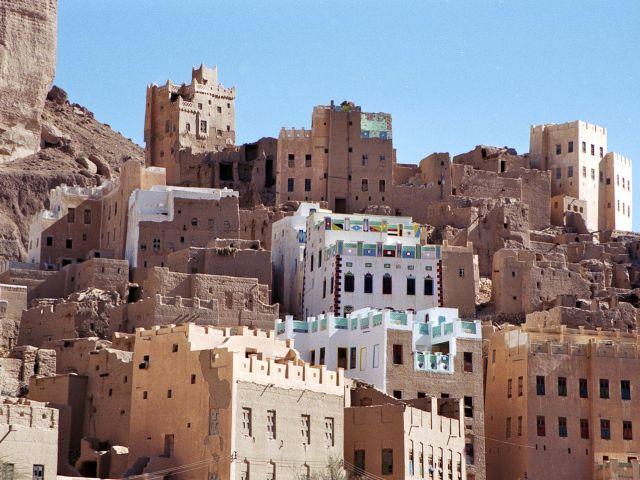 Ancienne ville de Shibam