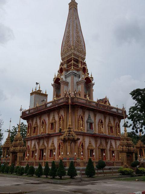Pagode du Wat Chalong