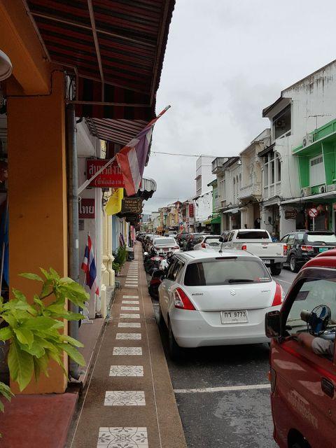 Vieille ville de Phuket