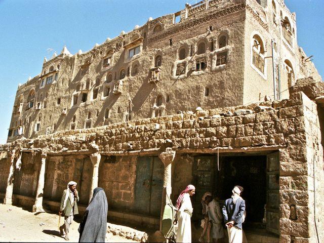 Galerie marchande d'Amran