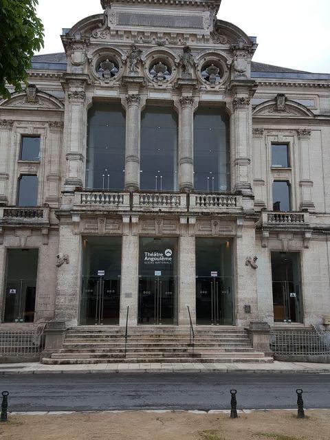 Angoulême Municipal Theatre