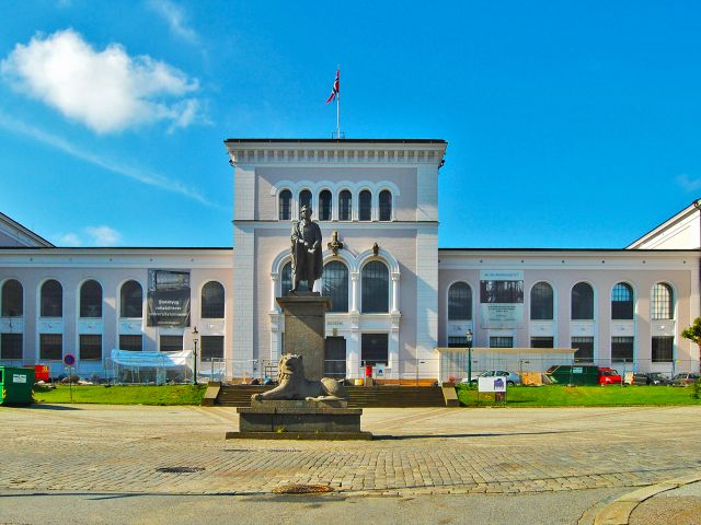 Musée de l'université de Bergen
