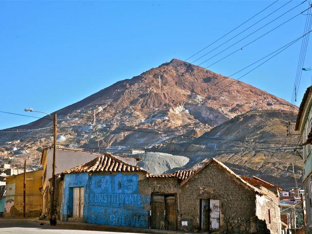 View of Cerro Rico