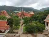 View of Wat Chalong
