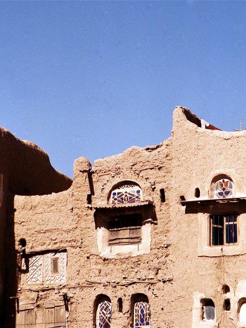 Les fenêtres d'Amran