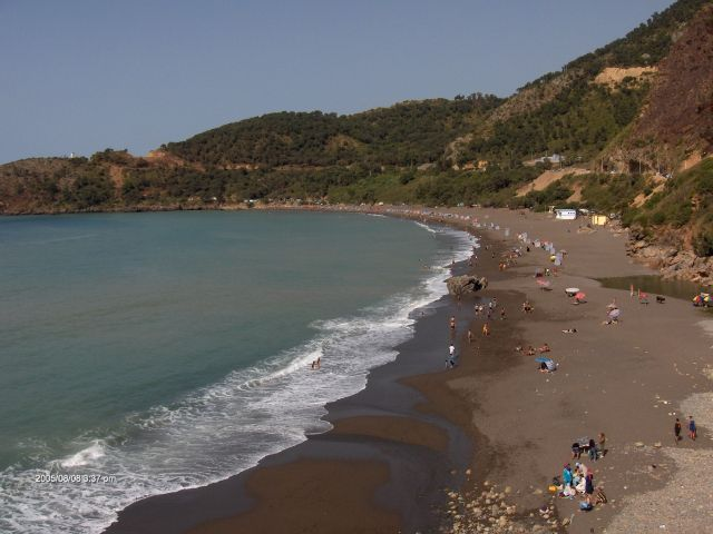 Ziama beach
