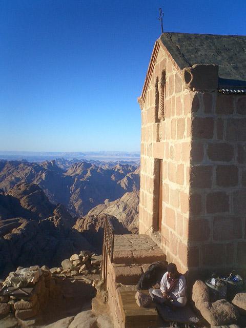 Mont Moise church