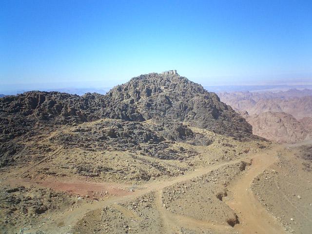 Mount St Catherine