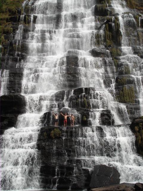 Kamawi fall