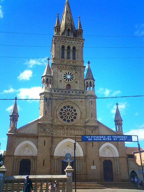 Antsirabe Cathedral