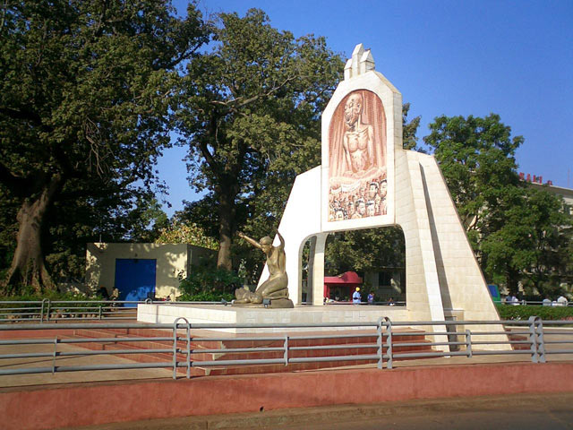 Martyr's monument