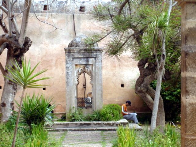 Kasbah des Oudaïa