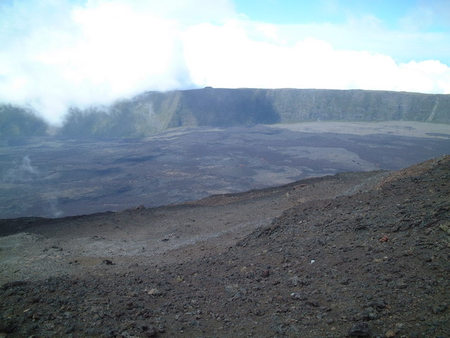 Cratere Dolomieu