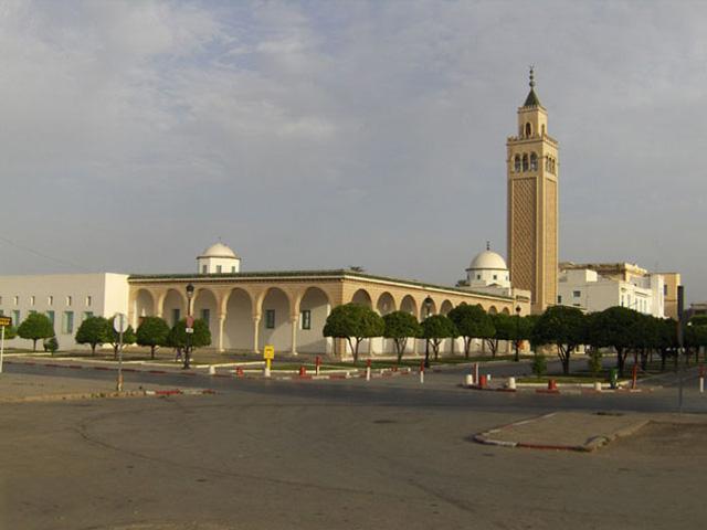 Mosque of La Marsa