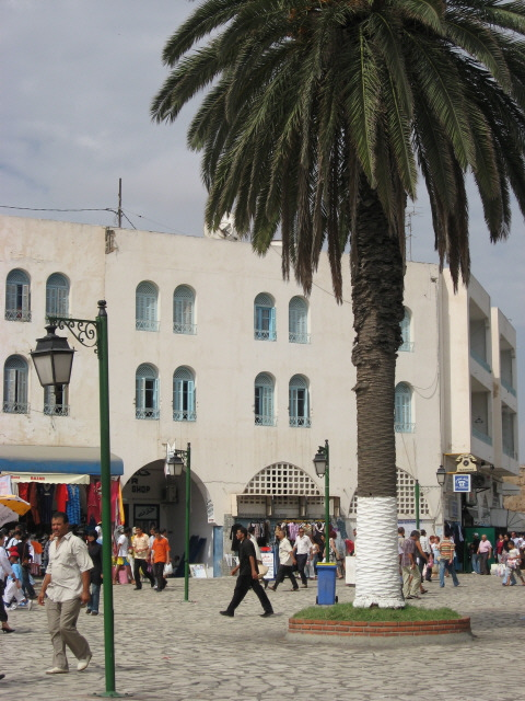 Downtown Sousse