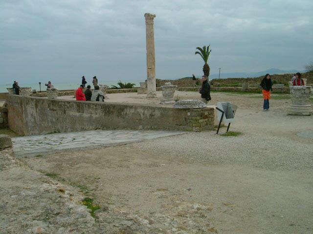Ruins of Roman-era