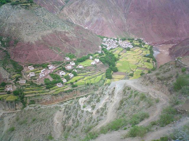 Yantian village