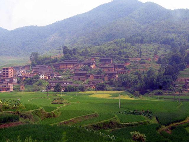 Hakka village
