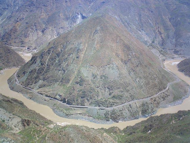 Jinshajiang River