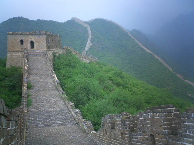 Fortifications in China