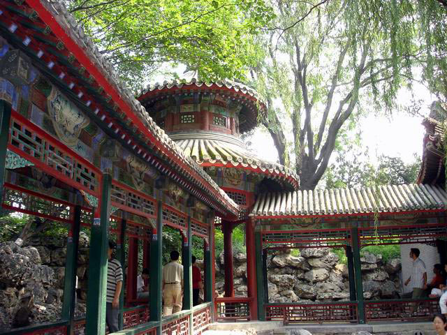 Gallery in the Summer Palace