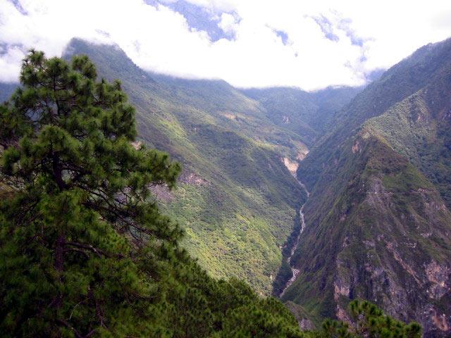 Tiger Gorge